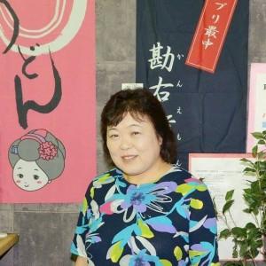 ご覧頂きましてありがとうございます。店長の川嶋です。がんばって氷見とお店を盛り上げてまいります。